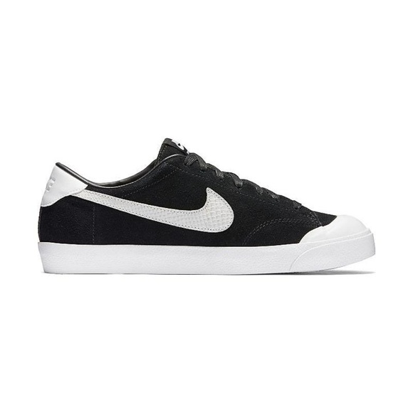 best shoes cute cheap biggest discount NIKE SB Zoom All Court CK QS Cory Kennedy Black 12 NWT